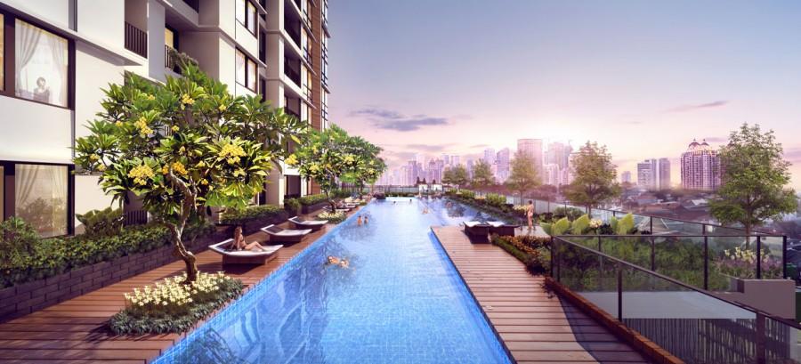 Lima Apartemen Paling Dicari di Jakarta