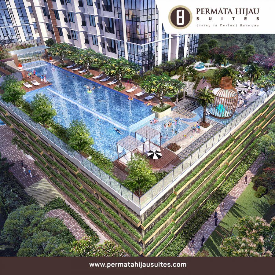 Permata Hijau Suites Manjakan Indahnya Panorama Jakarta