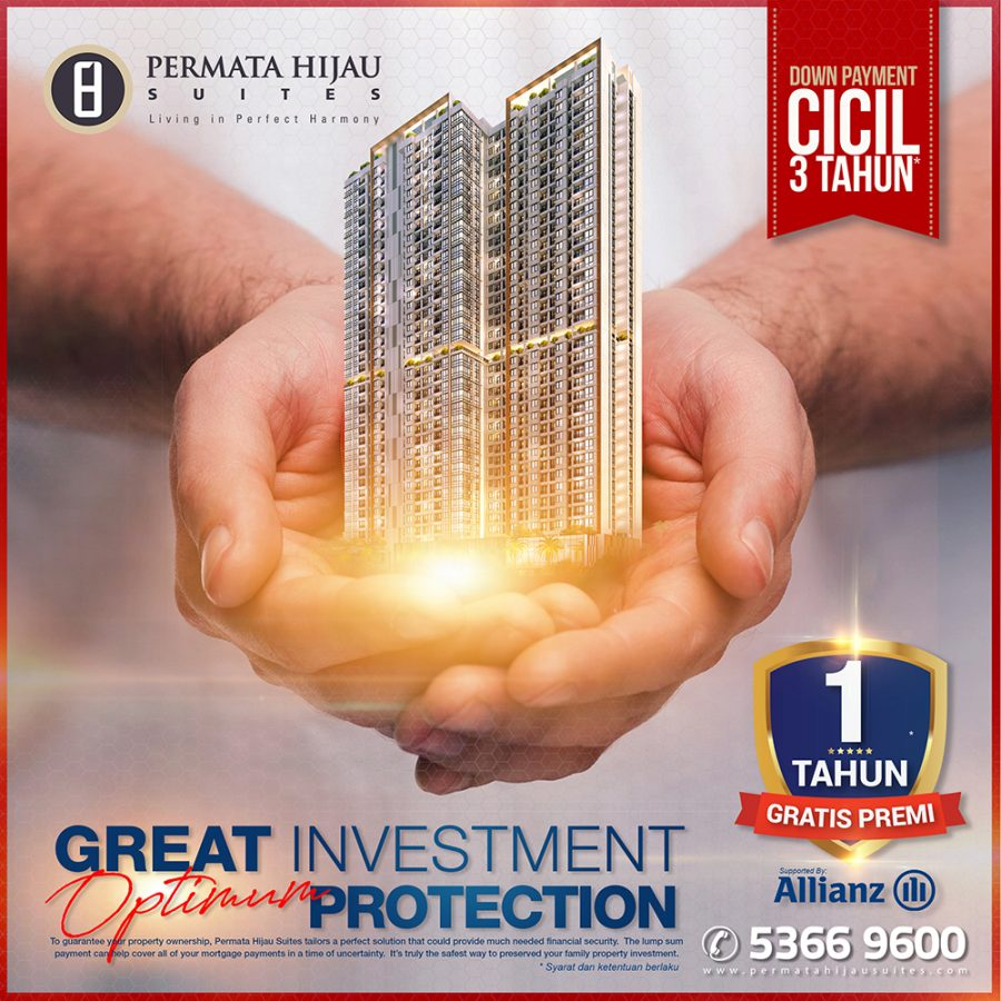 1 Tahun Gratis Premi by Allianz
