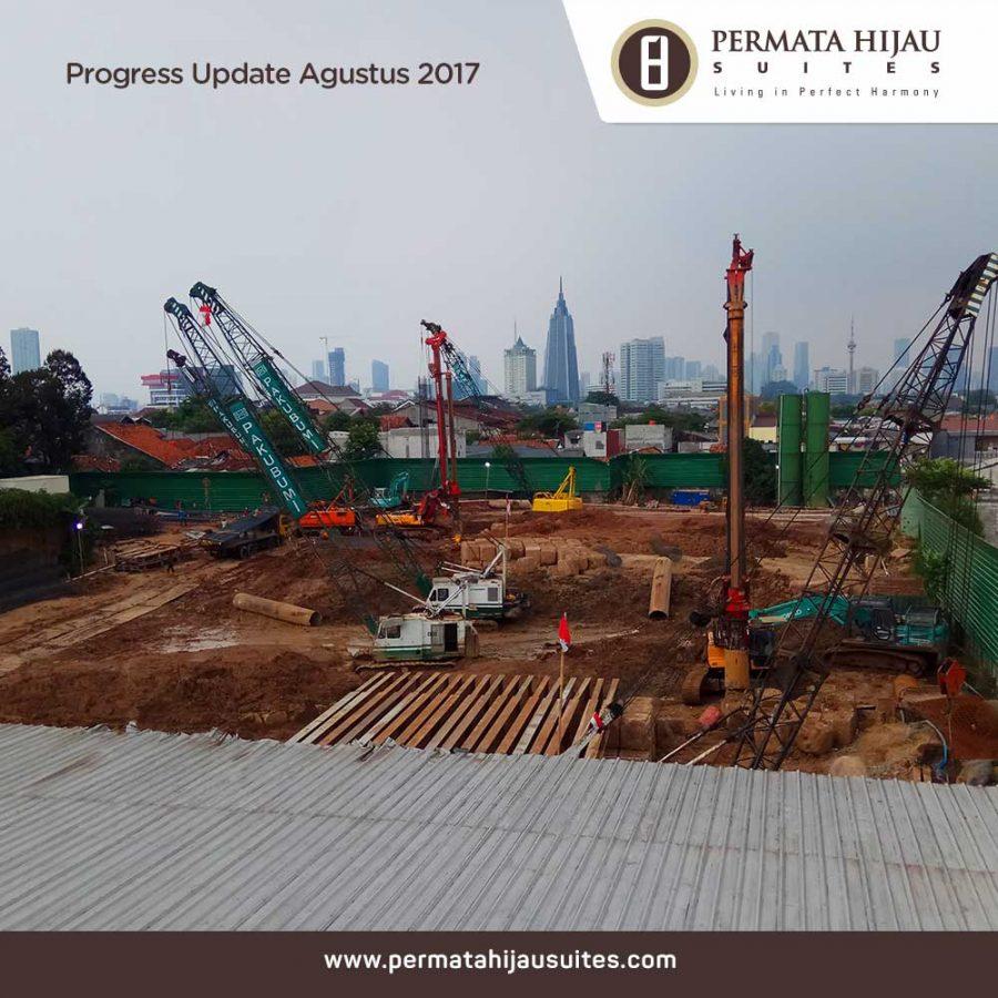 Progress Update Agustus 2017