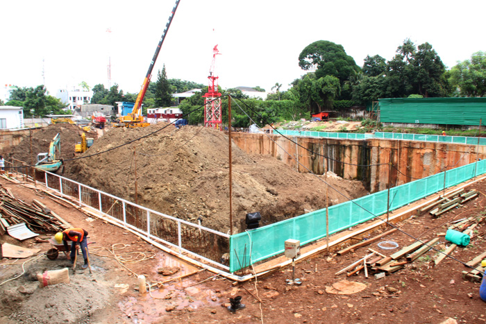 Progress Permata Hijau Suites – Februari 2018