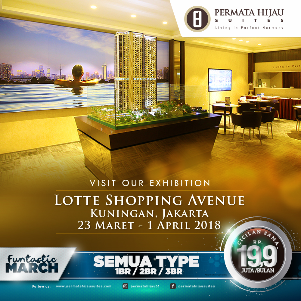 Permata Hijau Suites @Lotte Shopping Avenue