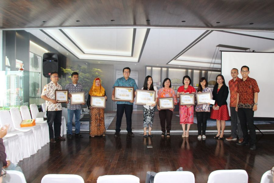 Permata Hijau Suites Property Outlook 2018 & Posting Competition Award