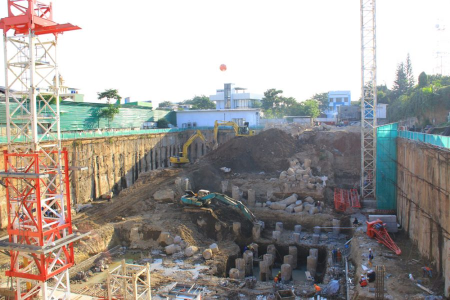Progress Project Mei 2018 – Permata Hijau Suites