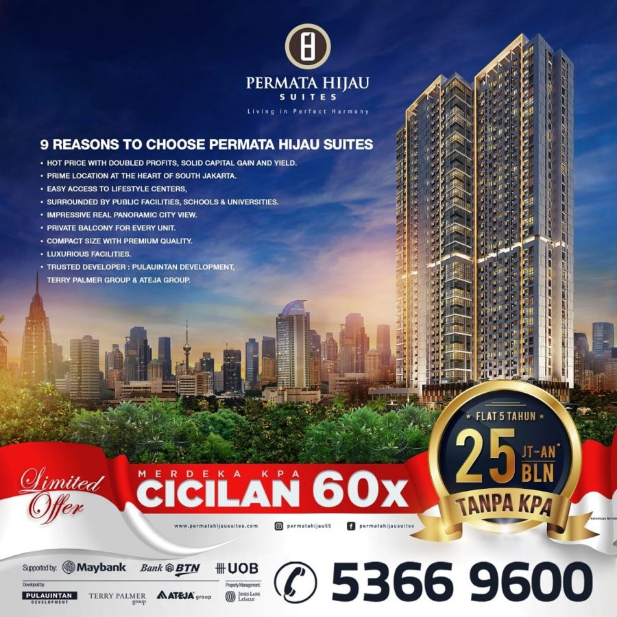 Limited Offer From PERMATA HIJAU SUITES