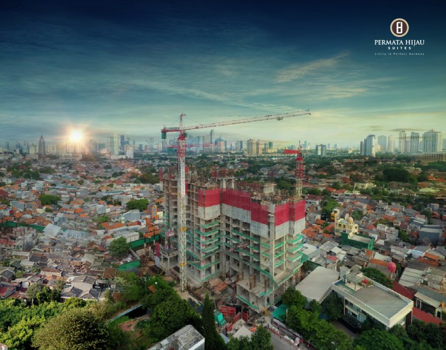 Progress Project Permata Hijau Suites, 28 Februari 2019