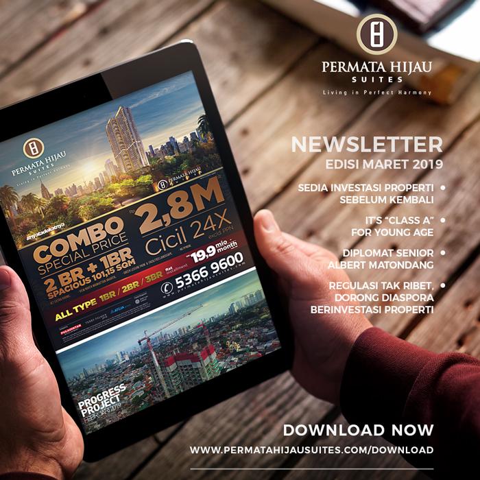 Newsletter Edisi Maret 2019