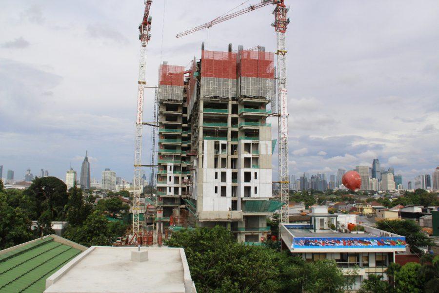 Progress Project, 19 Maret 2019 Permata Hijau Suites