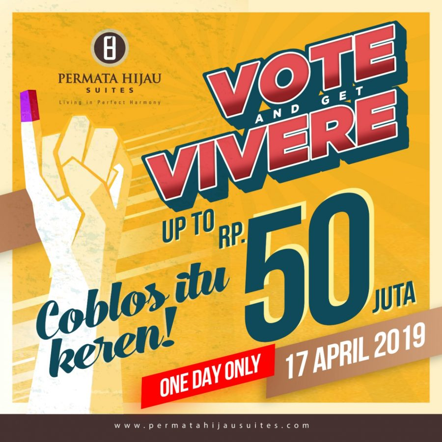 Vote and Get Vivere