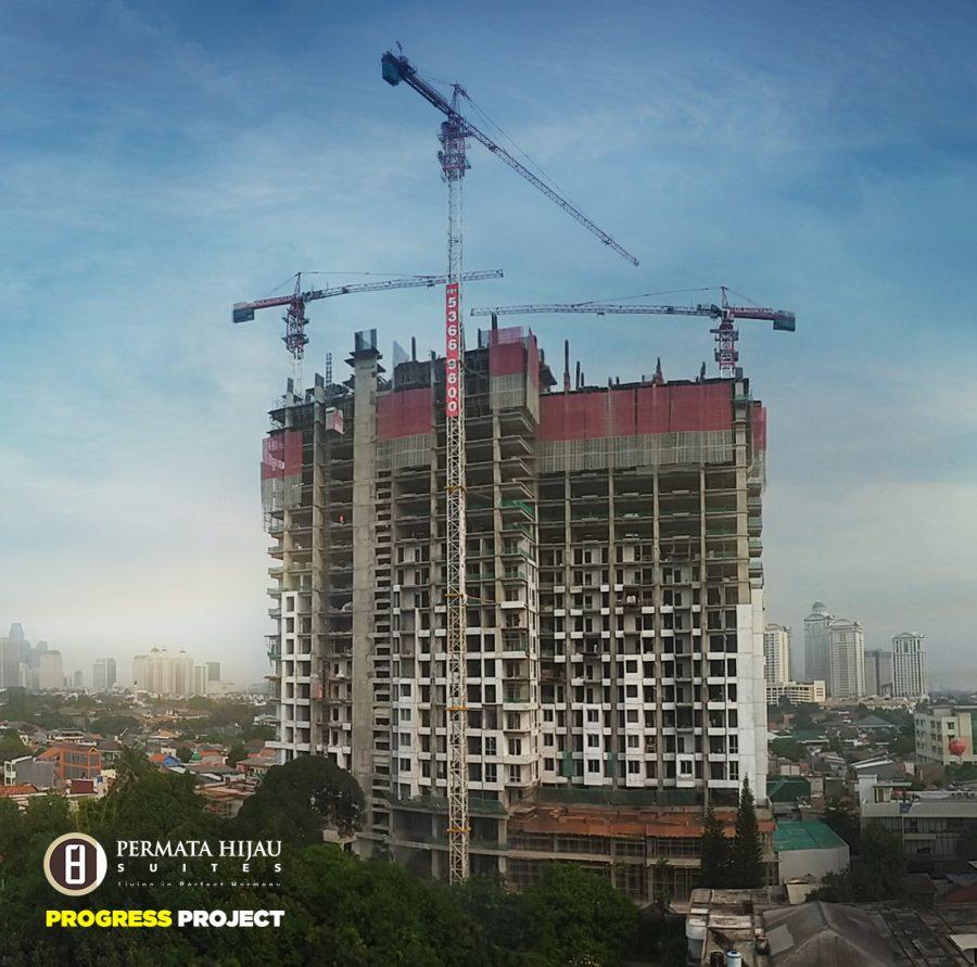 Progress Project 9 Mei 2019 Permata Hijau Suites