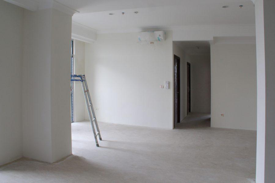Progress Interior 4 September 2019, Permata Hijau Suites
