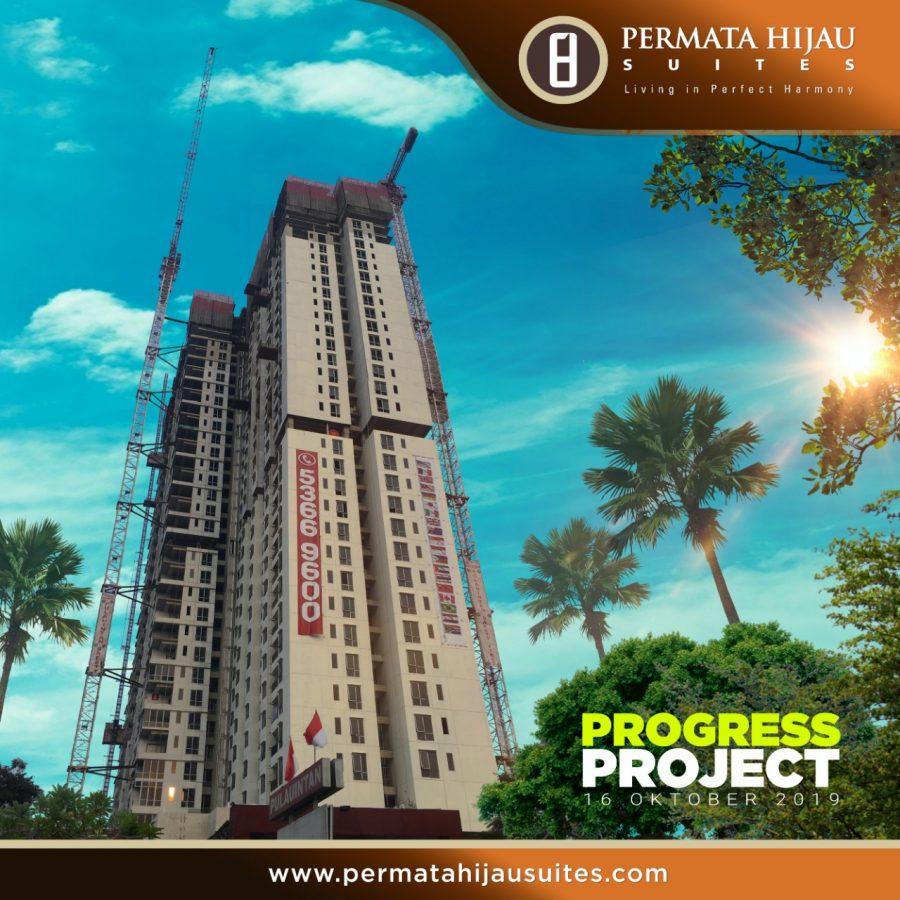 Progress Project, 16 Oktober 2019