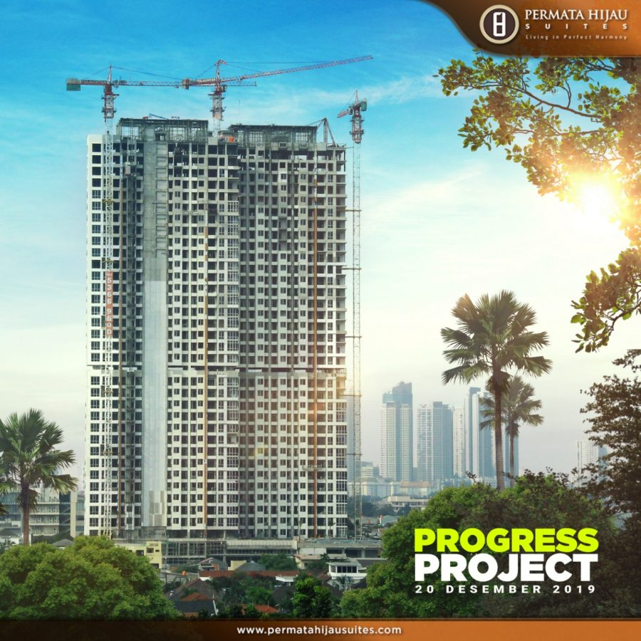 Progress Project 20 Desember 2019, Permata Hijau Suites
