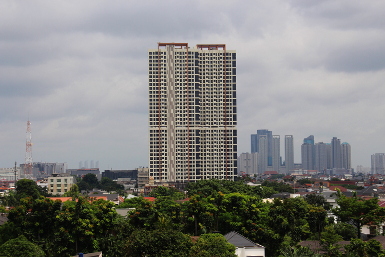 Permata Hijau Suites, End of Januari 2021