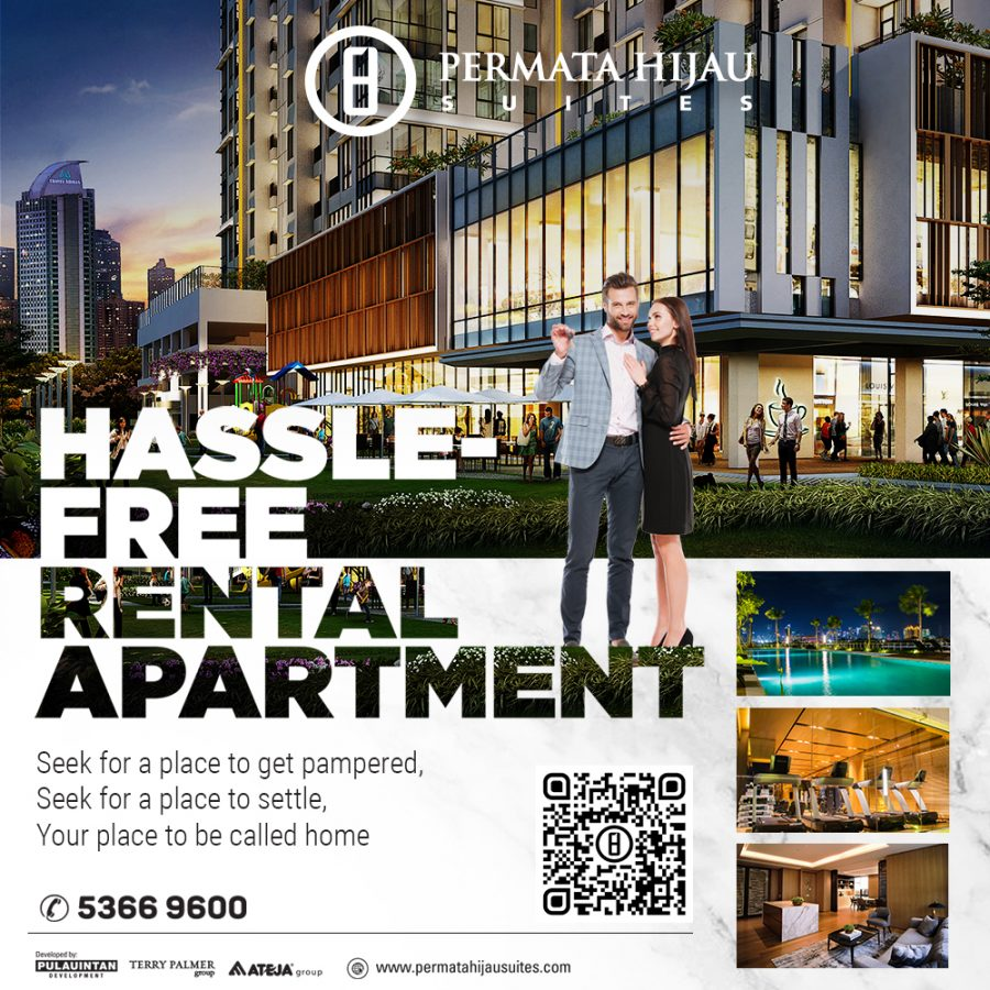 Hassle-Free Rental Apartment