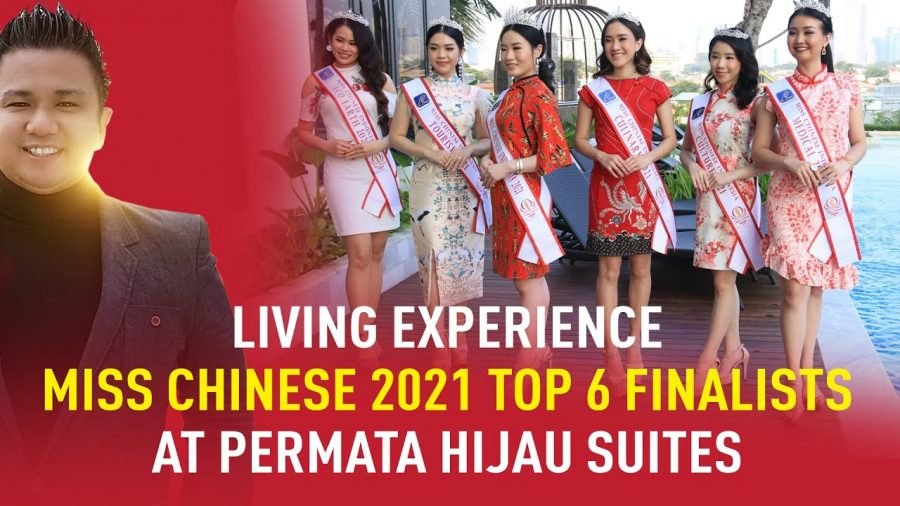 Living Experience Miss Chinese 2021 at Permata Hijau Suites